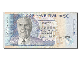 [#254897] Ile Maurice, 50 Rupees, Type Joseph Maurice Paturau - Maurice