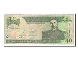 [#154833] République Dominicaine, 10 Pesos Oro Type Mella - Dominicaine