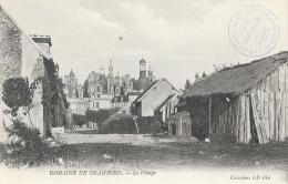 Domaine De Chambord - Le Village - Carte ND Phot Non Circulée - Chambord