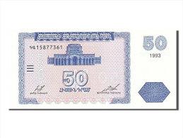 [#254933] Arménie, 50 Dram, Type 1993-1995 - Arménie