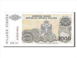 [#108027] Croatie, 1000 Dinara Type 1994 - Croatie