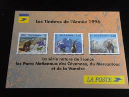 Carte Postale Timbres Année 1196 - Autres