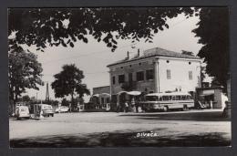 SLOVENIA - Divača, Divaca, Diwatsch, Year 1969, Old Bus - Slowenien