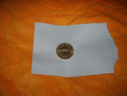JETON OU MEDAILLE MONNAIE DE PARIS / ARLES - CLOITRE SAINT-TROPHIME / EDITION LIMITEE ANNEE 2002. - Monnaie De Paris