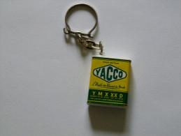 LOT DE 2 PORTE CLE - Key-rings