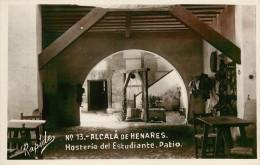 Réf : FRA14 -012 : Alcala De Henares Hosteria Del Estudiante Patio, - Non Classificati