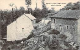 87 - Peyrat-le-Château - Usine Electrique - France