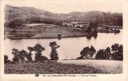 87 - La Crouzille - Vue Sur L'Etang - France