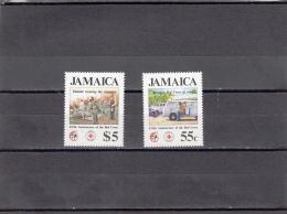 Jamaica Nº 714 Al 715 - Jamaica (1962-...)