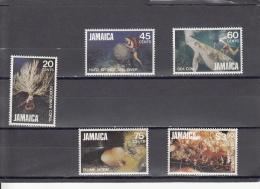 Jamaica Nº 542 Al 546 - Jamaica (1962-...)