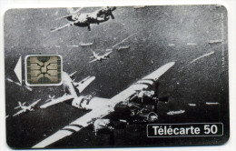 Télécarte 50 Unites F475 930.1 6 Juin 44 Marauders Petit 4 Dans Le N° De Série (lot 31) - Télécartes