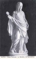 NAPOLI - Museo Nazionale - La Modestia (G. Sammartino) - Museen