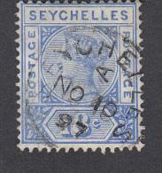 Seychelles 1897 15c  SG30   Used - Seychelles (...-1976)