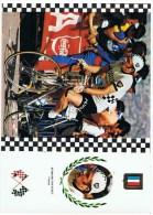 CYCLISME -- BERNARD THEVENET - Cyclisme