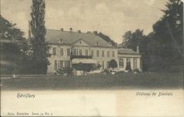 Hévillers - Château De Bierbais  ( Voir Verso ) - Mont-Saint-Guibert
