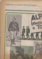 C1394 - Supplemento Giornale LA STAMPA 15 Maggio 1977 - SPECIALE MILITARI ALPINI A TORINO - Riviste & Giornali