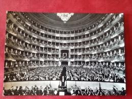 Italia Milano Teatro Alla Scala. Interno - Milano (Milan)
