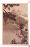 Canada BANFF Lake Agnes Along The Line Canadian Pacifc Railway - Banff