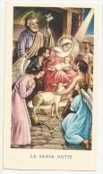 SANTINO -OLD HOLY - VIEUX SAINT -SERIE ED G MI -N°192  -LA SANTA NOTTE - Devotion Images