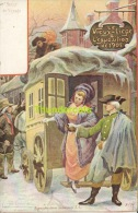 CPA LE VIEUX LIEGE A L'EXPOSITION DE 1905  RETOUR DE VOYAGE - Expositions