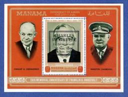 Charles De Gaulle  Manama*** - De Gaulle (General)