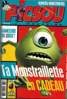 ALBUM PICSOU MAGAZINE N° 363 De Avril 2002 La Grenouille Monstre - Picsou Magazine
