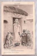 CPA - La Crèche - Iie Acte - Scènes XI, XII - Adoration Des Rois Mages - Jesus
