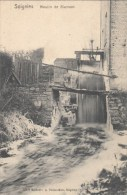 Soignies    Moulin De Biamont   Edit A Delmoitiez  - De Graeve N° 12101     MOULIN à EAU  WATERMOLEN - Soignies