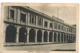 Tripoli Palazzo Di Giustizia - Libia