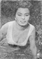 "Sophia Loren Nel Film In CinemaScope "" La Bella Mugnaia"" - Donne Celebri"