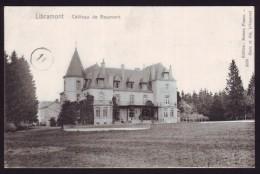 LIBRAMONT - Château De ROUMONT   // - Libramont-Chevigny