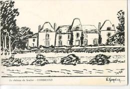 CP79045 - Le MANOIR Du SOULIER De COMBRAND (79) - France