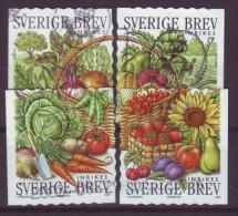 SCHWEDEN - 2003 - MiNr. 2361-2364 - Gestempelt - Oblitérés
