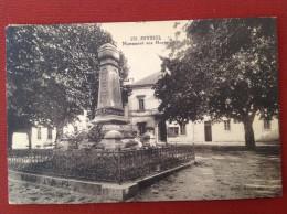 01 Ain SEYSSEL 170 Monument Aux Morts + Daguin Sur Le Vin (2 Scans) - Seyssel