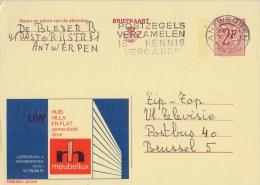 PUBLIBEL 2334° : ( MEUBELLUX ) MEUBELEN,MEUBLES,FURNITUR E,MASSENHOVEN, - Publibels