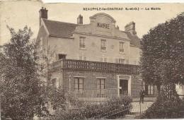 78    NEAUPHLE  LE  CHATEAU     LA  MAIRIE - Neauphle Le Chateau