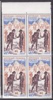 N° 1731 Histoire De France: Expédition D'Egypte: Bloc De 4 Timbres - France