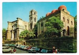 M1807 Palermo - Chiesa Della Martorana - Auto Cars Voitures / Non Viaggiata - Palermo