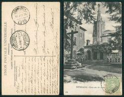 PORTUGAL - BUSSACO [0323] - ENTRADA DO CONVENTO - CIRCULADO LUSO - Aveiro