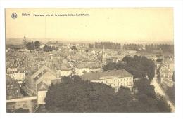 Cp, Belgique, Arlon, Panorama Pris De La Nouvelle Eglise Saint-Martin - Arlon