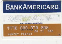 Bank Cards HJJ1 - Cartes De Crédit (expiration Min. 10 Ans)