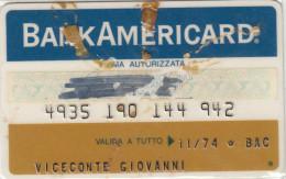 Bank Cards HJJ2 - Cartes De Crédit (expiration Min. 10 Ans)
