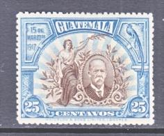 GUATEMALA  158  * - Guatemala