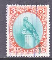 GUATEMALA  294  (o) - Guatemala