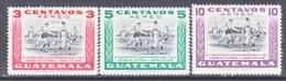 GUATAMALA   C  158-60    *  SOCCER - Guatemala