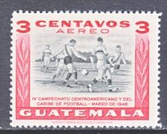 GUATAMALA   C  158  *  SOCCER - Guatemala
