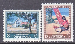 GUATAMALA   C  168-9  * - Guatemala