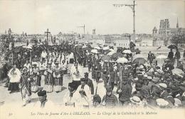Orléans - Les Fêtes De Jeanne D´Arc - Le Clergé De La Cathédrale Et La Maîtrise - Carte ND Non Circulée - Orleans
