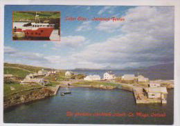 CPM  THE HARBOUR, INISHTURK ISLAND, CO , MAYO - Mayo