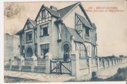 Bray-Dunes. Villas Jeanne Et Madeleine. - Autres Communes